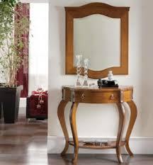 consolas muebles consola de entrada clásica palencia muebles e interiorismo gatón