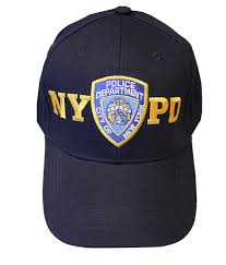 amazon com nypd baseball hat new york police department navy