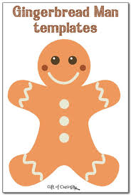 printable gingerbread man gift tags gingerbread man templates gift of curiosity