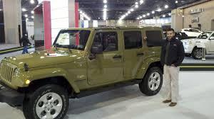 jeep wrangler 4 door 2013 wrangler 4 door at philly auto show u2013 extremeterrain com blog