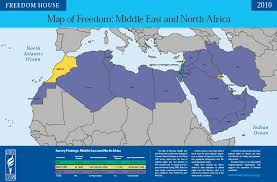Middle East Country Map by Fire In The Belly How The Middle East Is Won
