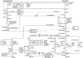 chevy tracker dash light wiring diagram chevrolet wiring