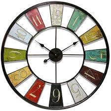 large wall clocks home and decoration