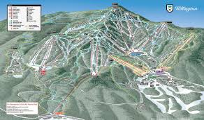 Steamboat Trail Map Killington Ski Accommodation Map Killington Ski Independence