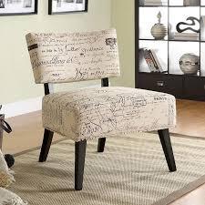 Fabric Accent Chair French Script Fabric Accent Chair Coaster Furniture Furniturepick