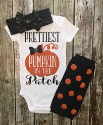 halloween bodysuit halloween shirt prettiest pumpkin in the