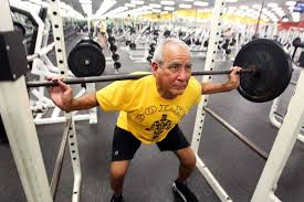 World Bench Press Champion 70 Year Old Eyes Global Weightlifting Competition San Antonio
