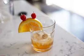 old fashioned cocktail garnish old fashioned recipe mikaela j designs