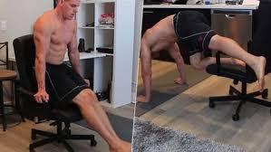 se muscler au bureau un programme pratique pour se muscler même au bureau