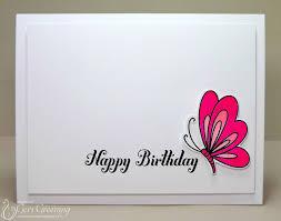 happy birthday simple design manitoba ster happy birthday bev butterfly cards pinterest