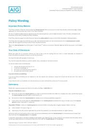 Sle Travel Expense Policy by Aig Corporate Travel Pds