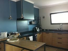 cuisine bleu petrole beau cuisine bleu petrole beau décoration d intérieur décoration