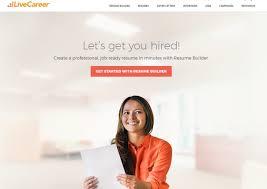 Live Career Resume Builder Reviews Livecareer Com Review Resume Writing Services Reviews
