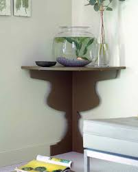 wooden corner shelf woodworking plans and information at