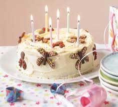 A Birthday Cake Birthday Bug Cake Recipe Bbc Good Food