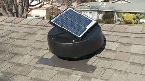 solar attic vent fan solar attic fans an expert review green buildings com