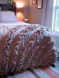 introductions the ruffle duvet