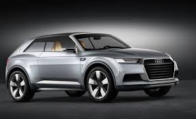 audi mini suv audi working on coupe version of q1 compact suv report