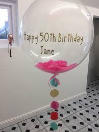personalised birthday balloons birthday balloons isle of beautiful balloons