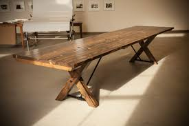 solid wood conference table unique conference table