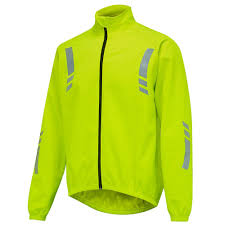 thermal cycling jacket mens cycling jacket windproof splashproof thermal high visibility