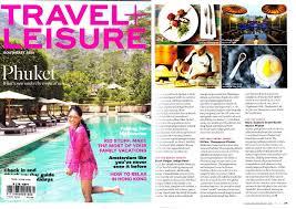 travel and leisure magazine images Travel and leisure magazine divine restaurant thanyapura phuket jpg