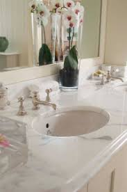 marble countertop for bathroom the pros and cons of marble countertops countertop guides