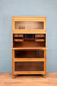 oak stacking bureau bookcase by gunn antiques atlas