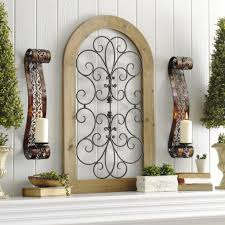 wall sconce decor best 25 wrought iron wall decor ideas on
