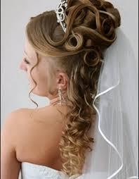 wedding half updos long hair popular long hairstyle idea