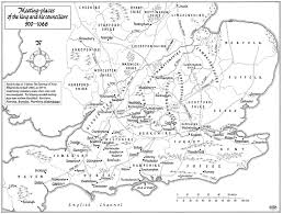 Leicester England Map maps of anglo saxon england kemble