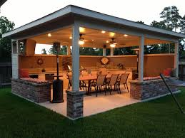 outdoor kitchen lighting ideas tremendous outdoor kitchens humble tx with design outdoor