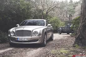 matte black bentley mulsanne a day out with the bentley mulsanne and the 1929 blower bentley