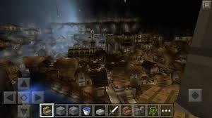 Minecraft City Maps Underground City Minecraft Map 1mobile Com