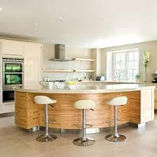 bar in kitchen ideas the 25 best curved kitchen island ideas on island