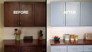 Refacing Kitchen Cabinets Diy How Refinish Kitchen Cabinets Painted Kitchen Cabinets Refacing