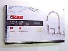 delta kitchen sink faucet ebay