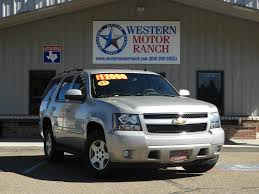 50 best amarillo used chevrolet tahoe for sale savings from 2 399