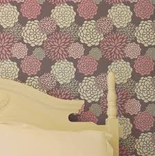 fascinating wall stencils for bedrooms uk contempo trellis wall
