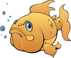 drawings of cartoon fish clip art library