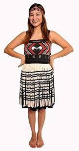 misses clothing misses 3 kapa haka maori costume clothing