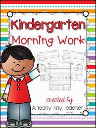 the 25 best kindergarten morning work ideas on pinterest