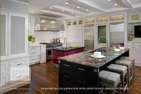 Transitional Kitchen Designs Artistic Transitional Kitchen Design Becomes A Northshore Beauty