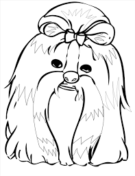 brilliant ideal dog cat coloring pages image astonishing
