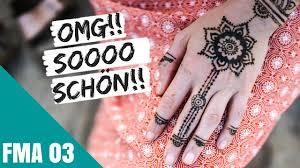 mein erstes indisches henna tattoo indien daily vlogs lilies