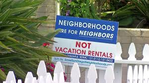 regulations in the works for short term rentals by san diego city