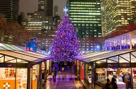 When Do They Light The Tree In Nyc When Do They Decorate New York For Christmas Christmas Design