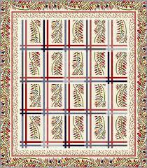 free patterns using windham fabrics u0027 vine by henry ford u2013 ivory
