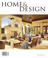 Florida Home Designs Home U0026 Design Magazine Annual Resource Guide 2014 Suncoast