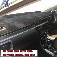 toyota corolla dash mat dashboard protective mats toyota corolla promotion shop for